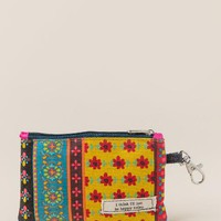 Be Happy Today Coin Pouch by Natural Life