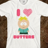 I Heart Butters - fiffypie
