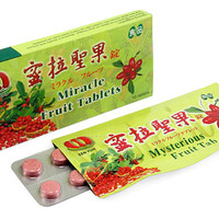 Miracle Berry Fruit Tablets