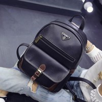 Hot Deal Comfort College On Sale Back To School Casual Korean England Style Simple Design Stylish Ladies Backpack [6582315847]