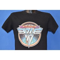 80s Van Halen World Vacation Tour 1979 t-shirt Medium