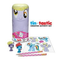 MY LITTLE PONY DERPY TIN PENCIL SET