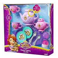 Sofia The First 81748 Sofia The First Magical Talking Tea Set Toy