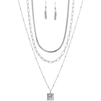 Take A Look Layered Necklace
