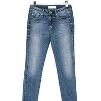 Cotton Washed Jeans
