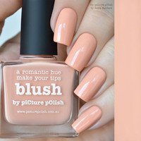 Picture Polish Blush Nail Polish