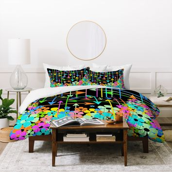 Lisa Argyropoulos Its A Spring Thing 1 Duvet Cover