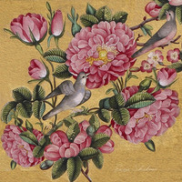 Flower Painting - Floral Wall Art - Floral Canvas Print