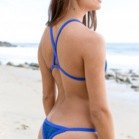 Posh Pua - Kainalu Crochet Bottom / Ultramarine