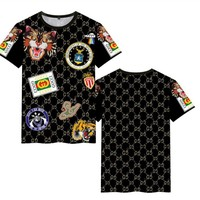 Gucci T-Shirt Top Tee I12369-1