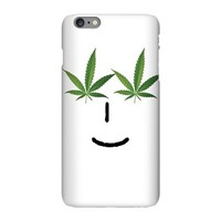 Pot Head Emote iPhone Plus 6 Slim Case> The Pot Head Emote> 420 Gear Stop