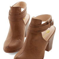 ModCloth Urban Strum Away with Me Heel