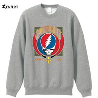 Two from the Vault Grateful Dead couple clothes woman cotton Sweatshirts