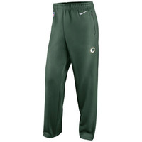 Green Bay Packers Nike KO Chain Performance Fleece Pants – Green