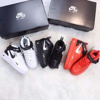 NIKE AIR FORCE 1 Children's shoes