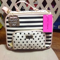 NWT Betsey Johnson Insulated Lunch Tote