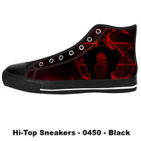 Made only for Real Fans - Fullmetal Alchemist Sneakers