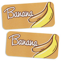 Banana Bakery Labels