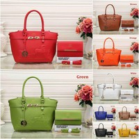 Sale Hermes Women Shopping Leather Crossbody Satchel Shoulder Bag Handbag And Wallet - 9 Color