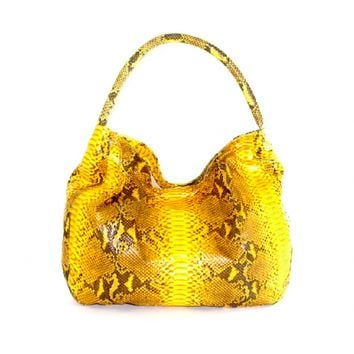 Circle & Square | Sophia Python Yellow