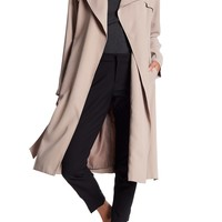 Cole Haan | Drapey Belted Trench Coat | Nordstrom Rack