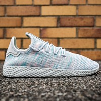 Adidas X Pharrell Williams PW Tennis Hu Women Men Sport Shoes Running Shoes - BY2671