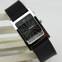 Meboyixi Brand Hot sale square student watch fashion classic couple casual cute quartz watch relogio feminino masculino