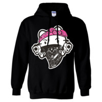 Hello Kitty Gangster Thug Sweatshirt Hoodie
