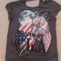 highway to L.A H&M shirt