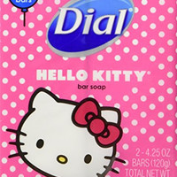 Hello Kitty Dial Bar Soap