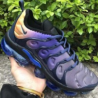 Nike Air Vapormax Plus Popular Women Casual Air Cushion Sport Running Shoes Sneakers