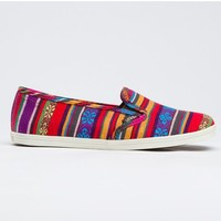 Product: Guate Stripe Slip-On Lo Pro