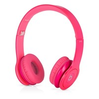 Beats Solo HD - Drenched in Pink - Apple Store (U.S.)