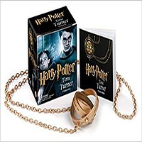 Harry Potter Time-Turner and Sticker Kit [With Sticker Book] ( Miniature Editions )