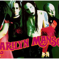 Marilyn Manson Smells Like Children Poster 11x17