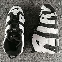 Nike Air More Uptempo   Fashion and leisure sports shoes