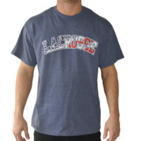 Lax Unlimited USA Lacrosse T Shirt | Lacrosse Unlimited
