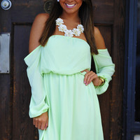 Happily Ever After Dress: Wintergreen   Hope's
