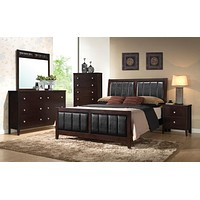 Carlton Collection Bed by Coaster