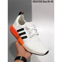 Adidas NMD_R1 V2 Boost Cheap Fashion Men's and women's adidas sport shoes