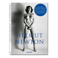 Helmut Newton Coffee Table Book