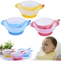 Suction Cup Baby Bowl