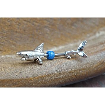 Belly Button Rings Shark Belly Button Jewelry In-N-Out