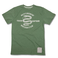 Slytherin™ Team Captain Adult T-Shirt | Universal Orlando™
