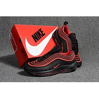 NIKE AIR MAX97 black/red size 40-47