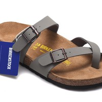 Men's and Women's BIRKENSTOCK sandals Mayari Birko-Flor 632632288-108
