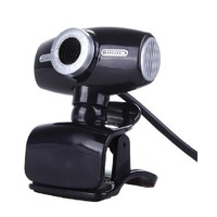 Webcam 12MP HD Night Vision Chat Skype Video Camera for Computer Laptop