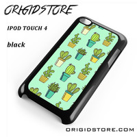 Cactus For Ipod 4 Case Please Make Sure Your Device With Message Case UY