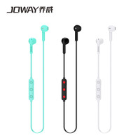 JOWAY H16 Earphones Wireless Bluetooth 4.1 In-Ear Earphone Stereo Music Sport Headset With Mic For Xiaomi iPhone Samsung & More