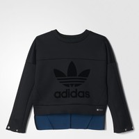adidas Sweatshirt - Black | adidas US